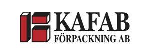 Logga för KafAB förpackning